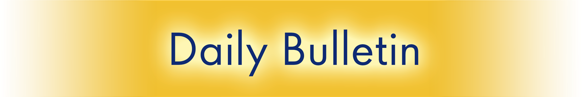 Image result for daily bulletin