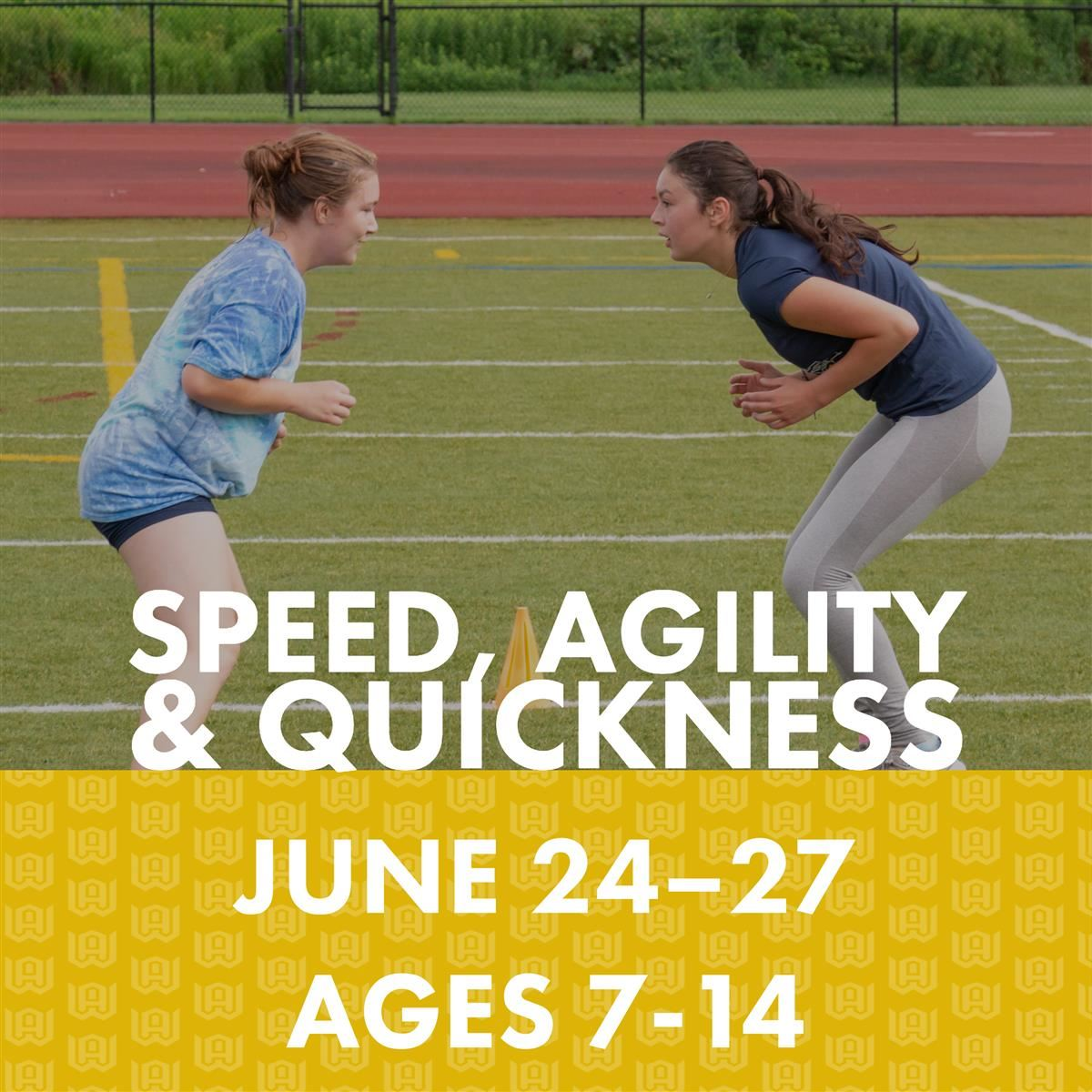 Speed, Agility, & Quickness