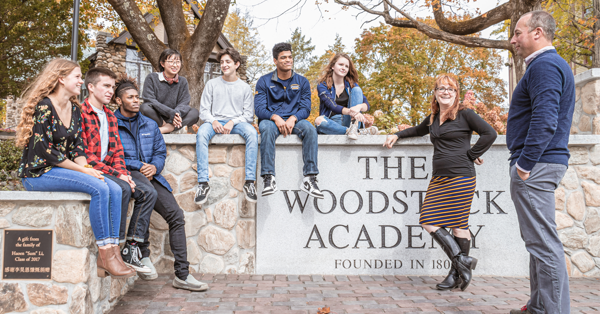 Take a Tour of The Woodstock Academy