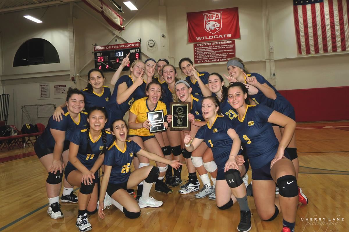 Teams (Archive) / Volleyball - 1819